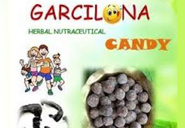 Nutraceutical candy Garcilona